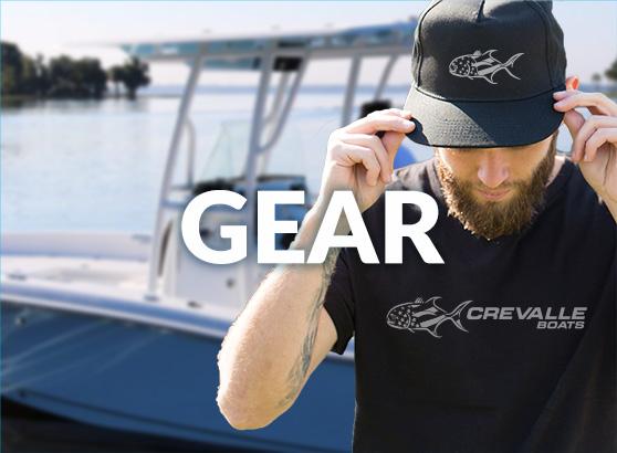 GEAR - crevalle boats merchandise