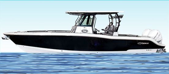 Crevalle Boats 33CSF