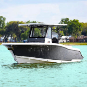 Image of a Crevalle bay boat