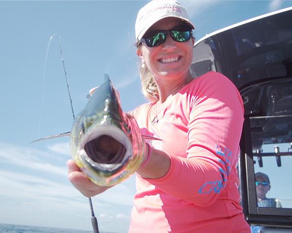 crevalle 24 HCO Fishing