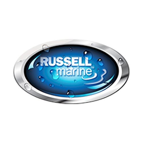 Rusell marine logo