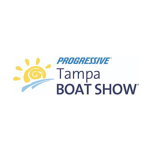 progressive tampa boat show