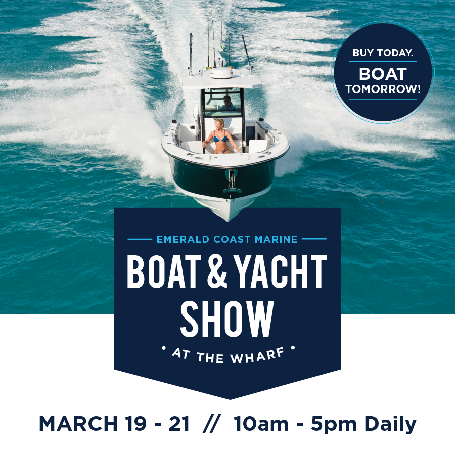 Emerald Coast Marine - Boat and yacht Show - AT the Warf